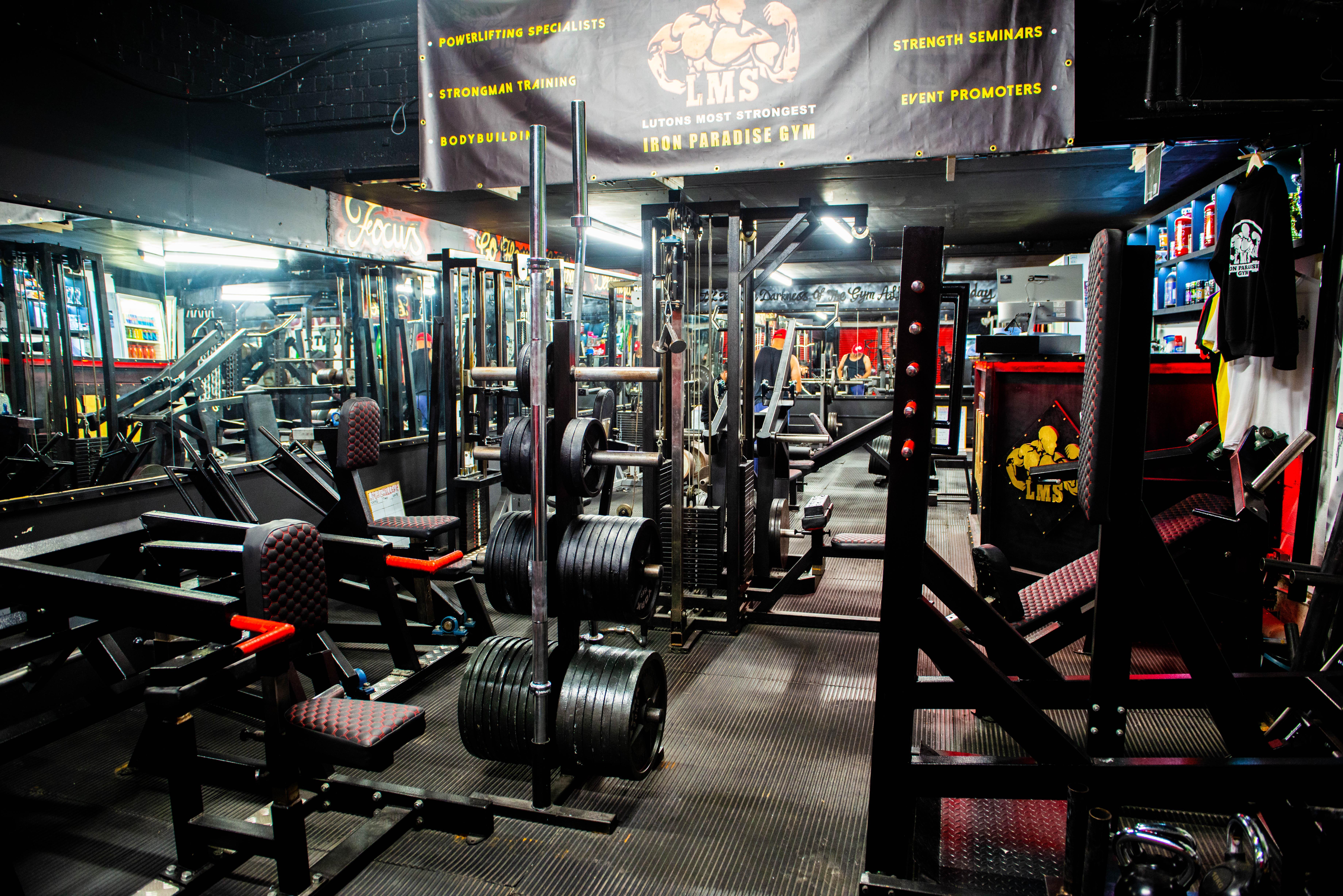 Luton Gym - Luton's Most Strongest Gym Floor